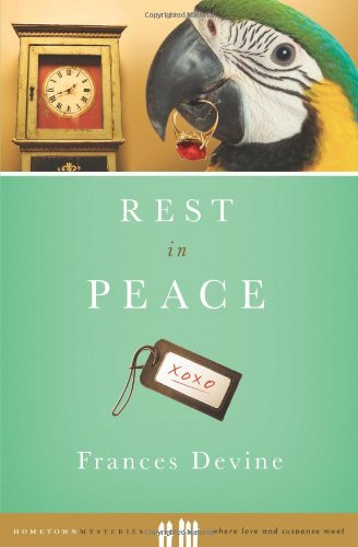 Image of Rest in Peace (Hometown Mysteries)