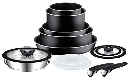 tefal-ingenio-essential-non-stick-saucepan-set-13-pieces-black