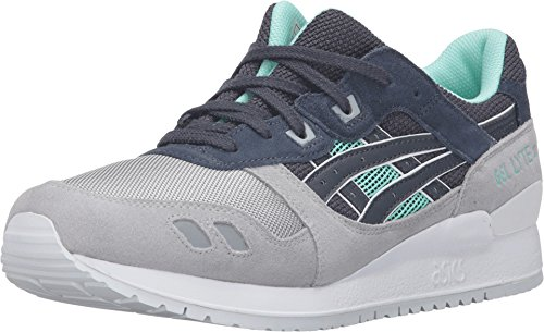 ASICS Men's Gel-Lyte Iii Fashion Sneaker, India Ink/India Ink, 12.5 M US