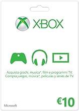 Comprar Microsoft - Xbox Live Tarjeta Regalo 10 Euro (Xbox)