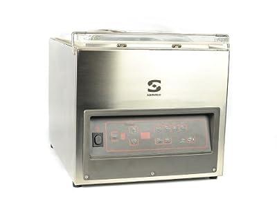 Sammic SV-310S Chamber Vacuum Sealer-Retort-Sous Vide-Food Storage by Sammic