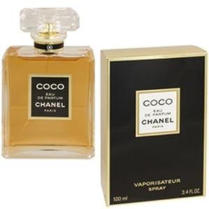 chanel coco eau de parfum 100 ml femme woman chanel beauty. Black Bedroom Furniture Sets. Home Design Ideas