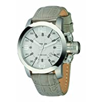 [メタル.シーエイチ]METAL.CH 腕時計 イニシャル グレー 1132-44 [正規輸入品] 1132-44 メンズ 【正規輸入品】