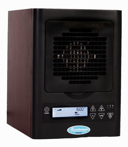 Mountainaire By Sunheat Ma4000 Six Stage Portable Electronic Air Purifier With Hepa Filter front-634601