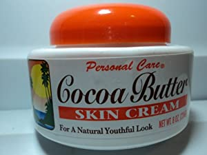 Cocoa Butter Skin Cream by Personal Care