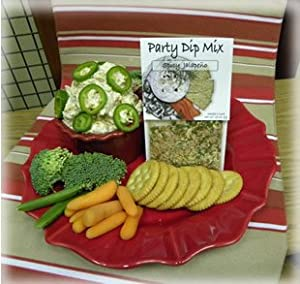 Gourmet Variety Dip Mix - 6 Party Holiday Dips