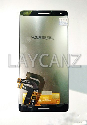 LAYCANZ Via Infocus M810 LCD Display With Touch Screen Digitizer Assembly Replacement Black