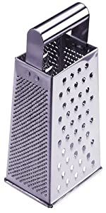 Prepworks from Progressive International HG-925 Deluxe Stainless Steel Grater