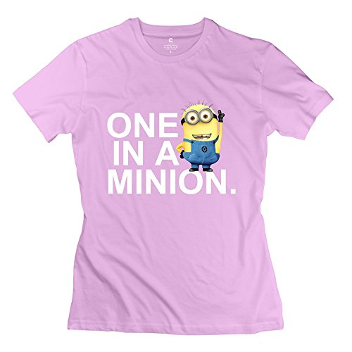 Women's One In A Minion T-shirts