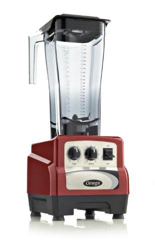 Industrial Size Blenders ~ Omega bl r peak horse power commercial blender