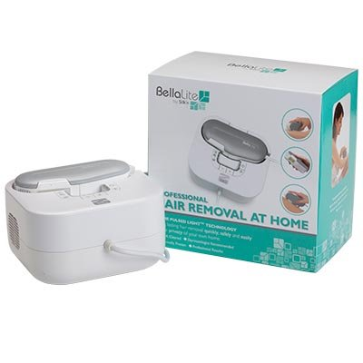 BellaLite By Silk'n: Professional Hair Removal At Home