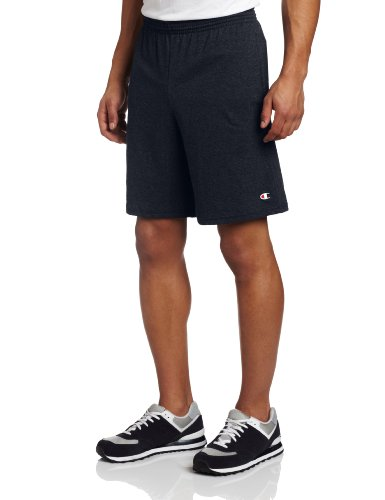 Champion Men's Jersey Short With Pockets, Navy, X-Large (Champions Clothing Men compare prices)