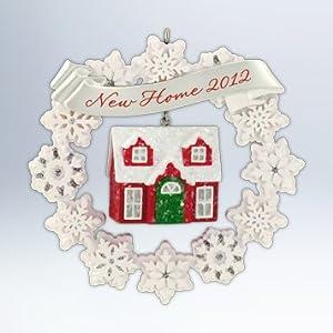 Hallmark 2012 New Home Keepsake Ornament