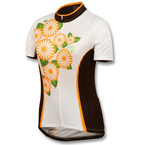 Image of Women's Sunflowers Cycling Jersey (B006WCJX62)