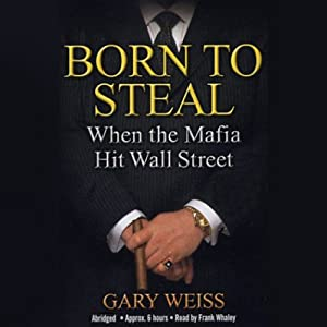 Born to Steal Audiobook