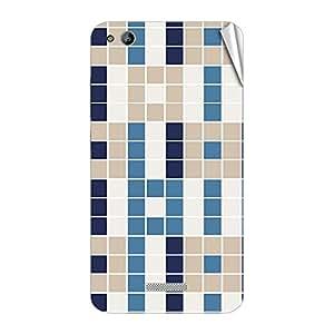 Garmor Designer Mobile Skin Sticker For Gionee E5 - Mobile Sticker