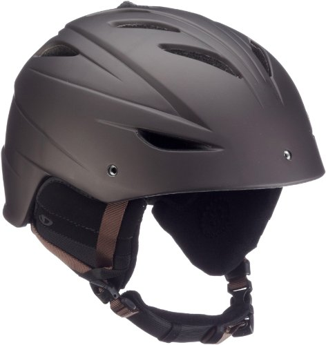 GIRO Helm G10 MX, mat brown, 52-55.5