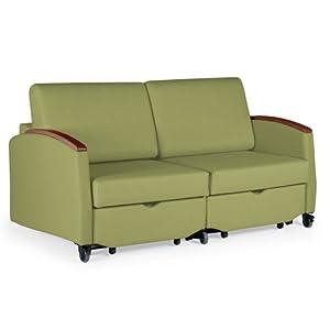 Amazon La Z Boy Odeon Double Sleeper Loveseat Task Chairs fice Products