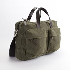 Property Of - Tommy Work Bag - Dark Tan