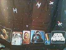 Star Wars Curtains Window Treatment