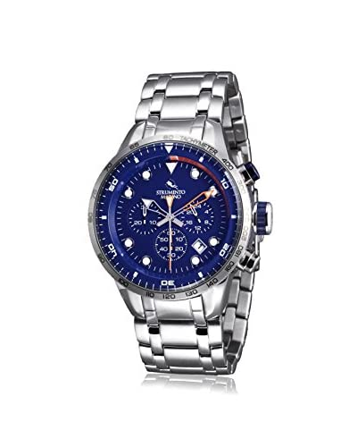 Strumento Marino Men's Blue/Orange SM109MB/SS/BL/AR Watch