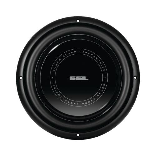 Ssl Slp10 Low-Profile High-Power Single Voice Coil Subwoofer 10 800 Watt (Jaybrake Slp10)
