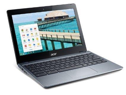 Acer エイサー C720 Chromebook クロムブック RAM:2GB 11.6インチ 16GB SSD Haswell 並行輸入品