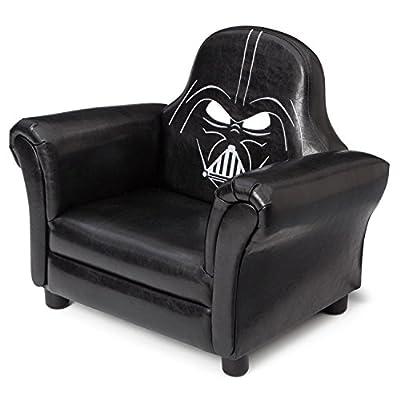 Delta Children Darth Vader Upholstered Chair Star Wars Bed