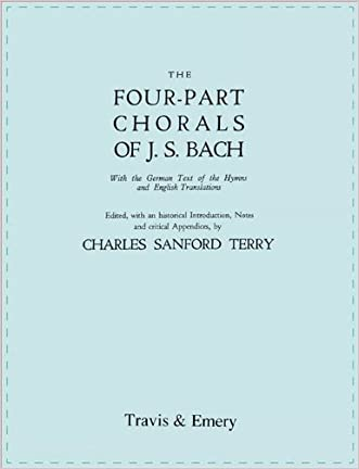 Four-Part Chorals of J.S. Bach. (Volumes 1 and 2 in one book). With German text and English translations. (Facsimile 1929). Includes Four-Part Chorals Nos. 1-405 and Melodies Nos. 406-490. With Music.