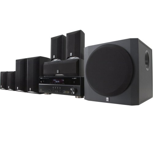 buenblogser yamaha yht 895bl complete 7 1 channel home