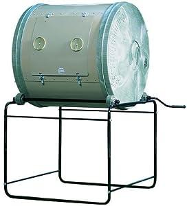 ComposTumbler 01001 Original 22-Cubic-Foot Galvanized Metal Compost Bin (Discontinued by Manufacturer)