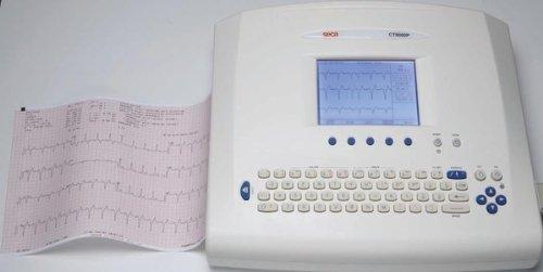 SECA CT8000P/L Interpretive A4 ECG Machine