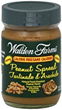 Walden Farms Whipped Peanut Spread Calorie Free - 12 oz Each  Pack of 2