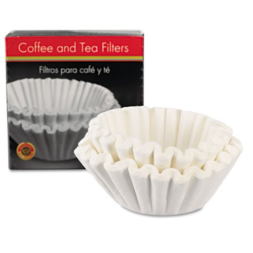 Bunn Coffee Maker Filter Overflows : Bunn BCF-100B 10 Cup Coffee Filter (12 Packs of 100) , New, Free Shipping eBay