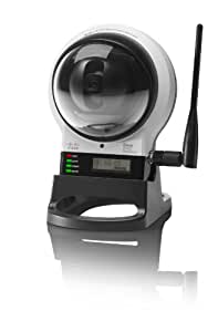 Cisco WVC210 Wireless-G PTZ Internet Security Video Camera with 2 Way Audio