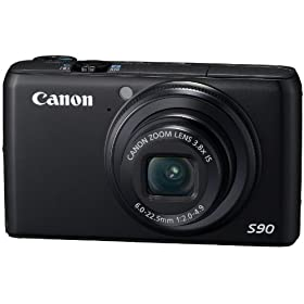 Canon �f�W�^���J���� Power Shot S90 PSS90