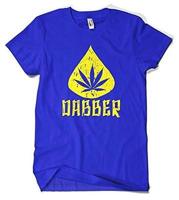 Cybertela Marijuana Dabber Men's T-shirt
