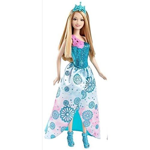 BARBIE Princesse couronne bleue