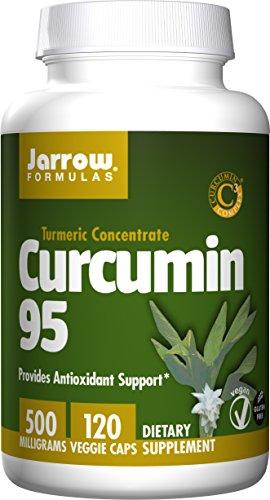 Jarrow Formulas Curcumin 95, Provides Antioxidant Support, 500 mg