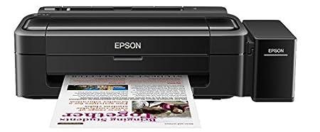 Epson L 130 Imprimante monofonction dotée d'un système de réservoirs d'encre intégrés haute capacité