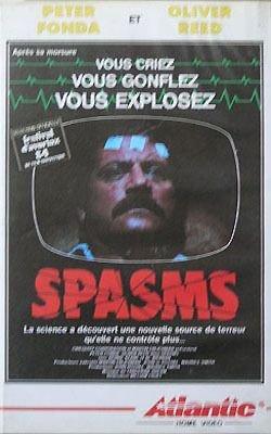 Spasms affiche