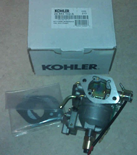 Kohler 24 853 102-S KIT,CARB (W/REDUCD VOL ACC PUMP) picture