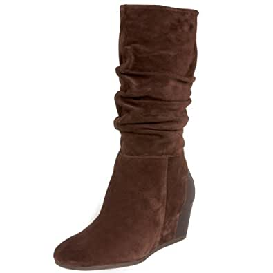 Camper Women's 46073 Elsa Slouch Boot,Brown,38 EU (US Women's 8 M)