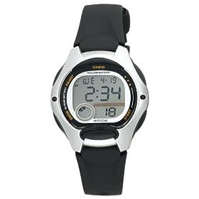Casio Women's Illuminator 10-Year Battery Digital Watch #LW200-1AV