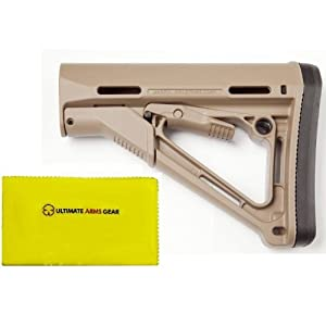 Magpul Industries MAG 311 CTR Commercial Com - Spec FDE Flat Dark Earth Buttstock... by MAGPUL