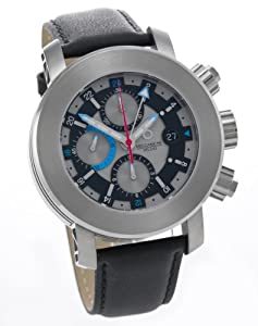Meccaniche Veloci Superquadro Chronograph GMT Men's Luxury Watch W306GMTT1