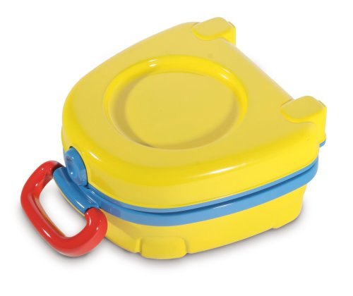 My Carry Potty - Yellow