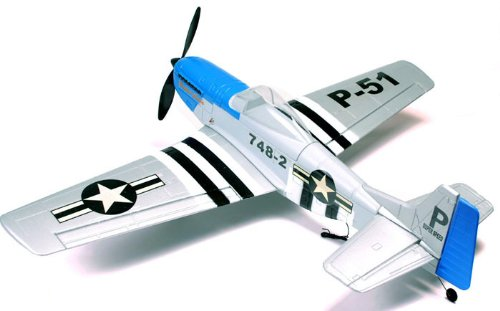 P-51 Mustang RTF Airplane  35
