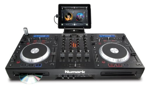 Review Of Numark MIXDECK QUAD UNIVERSAL DJ SYSTEM