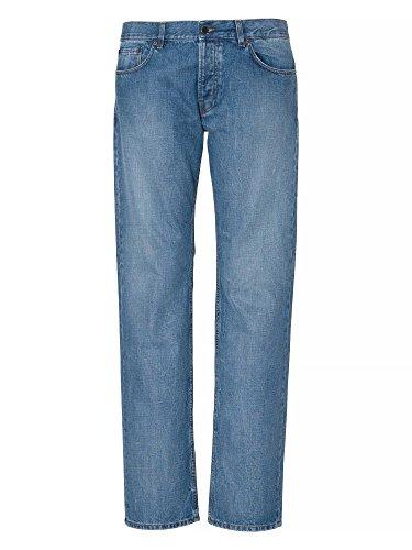 PRADA Uomini Jeans Straight Cut (a sigaretta) blu W32